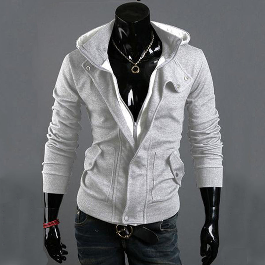 Man Casual  Sportswear Hoodies