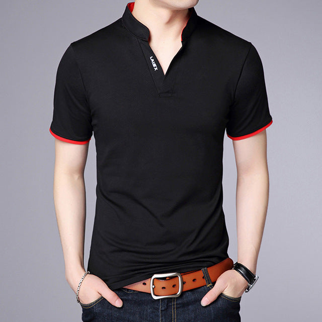 Short Sleeve Casual T-Shirt  /  Slim Fit Mens Top Tees Shirt -  Bruce Lee