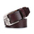Designer  men's brand Leather  Cowhide Belt