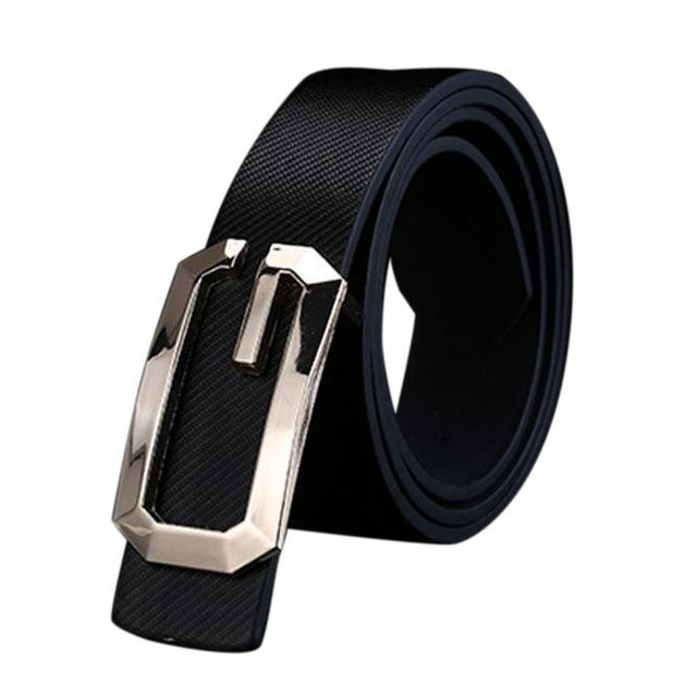 Men's Luxury Leather Belt - Womail