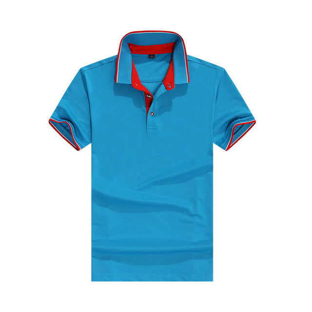 Polo Short Sleeves t-shirt -  Lance Donovan