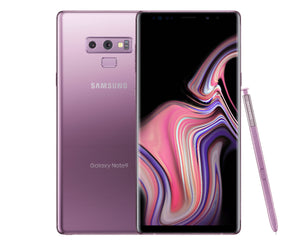 Samsung Galaxy Note 9 screen replacement