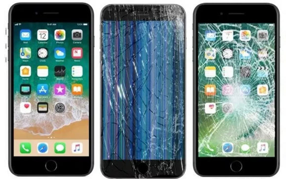 iPhone 6S screen repair - Original Quality complete screen replacement