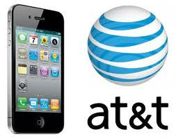USA unlock AT&T NETWORK iPhone