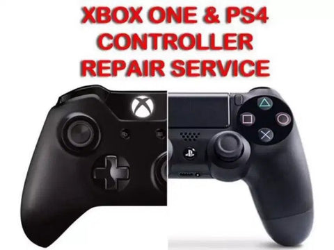PS4 Or Xbox One Controller Repair