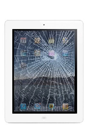 iPad 4 screen repair - OEM part Gorilla glass