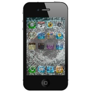 iPhone 4 Screen repair and replacement service