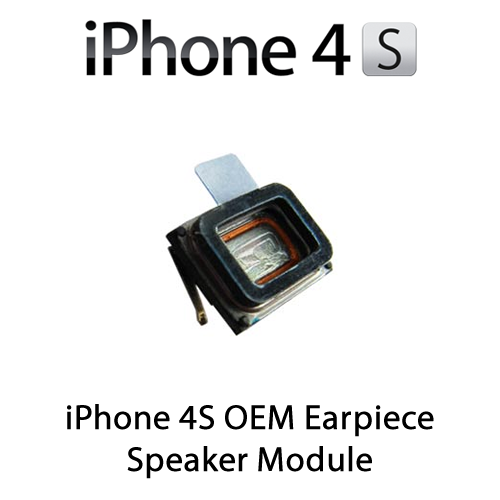 iPhone 4S Earpiece Speaker Replacement