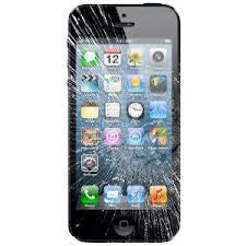 iPhone 5 Refurbishment - Back Housing and Screen Repair Combination