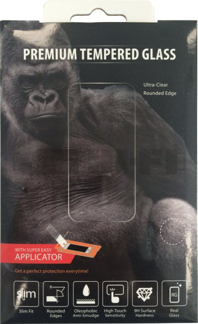 OMP Tempered Glass Screen Protector Installation ( Service
