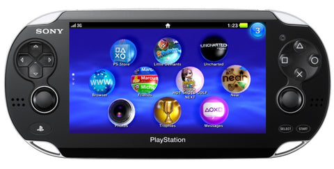 Playstation Vita PCH-2000 ( PS Vita ) LCD touch screen replacement