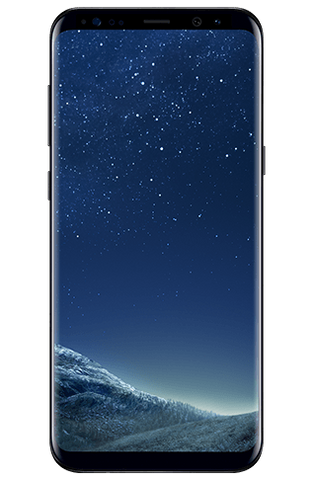Samsung Galaxy S8 screen repair and replacement with Frame