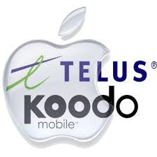 CANADA unlock TELUS/KOODO all iPhones