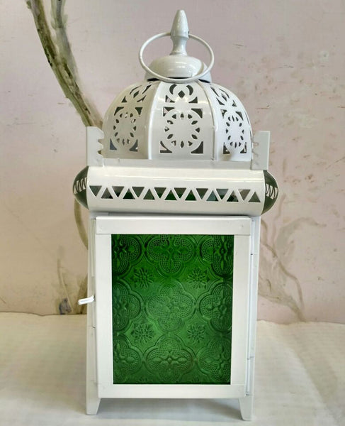 White Dome Lantern - CrazyDaisy