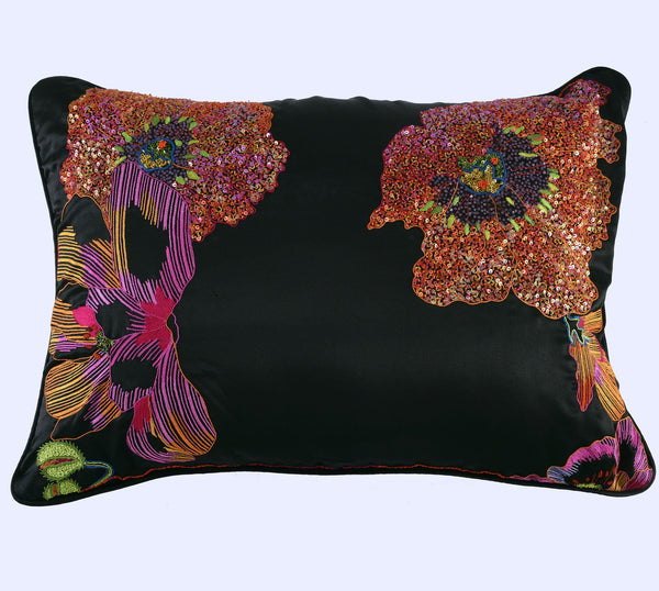 Spring Garland Cushion Cover - CrazyDaisy