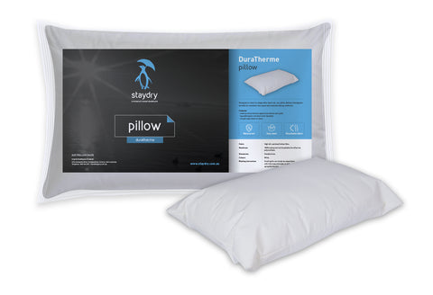 DuraTherme Waterproof & Dust Mite Resistant Pillow