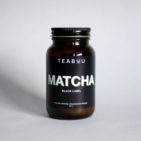 TEABUU Black Label Matcha