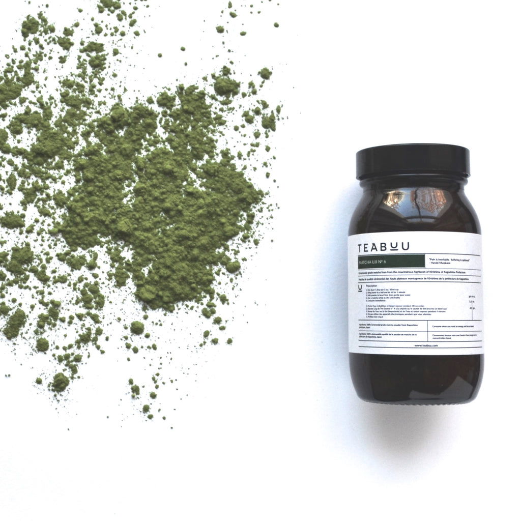 quality matcha powder