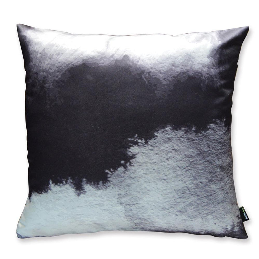 Throw Cushion Covers Black and White Bohemian Ink  Sofa Cushions - BEDROCKS
