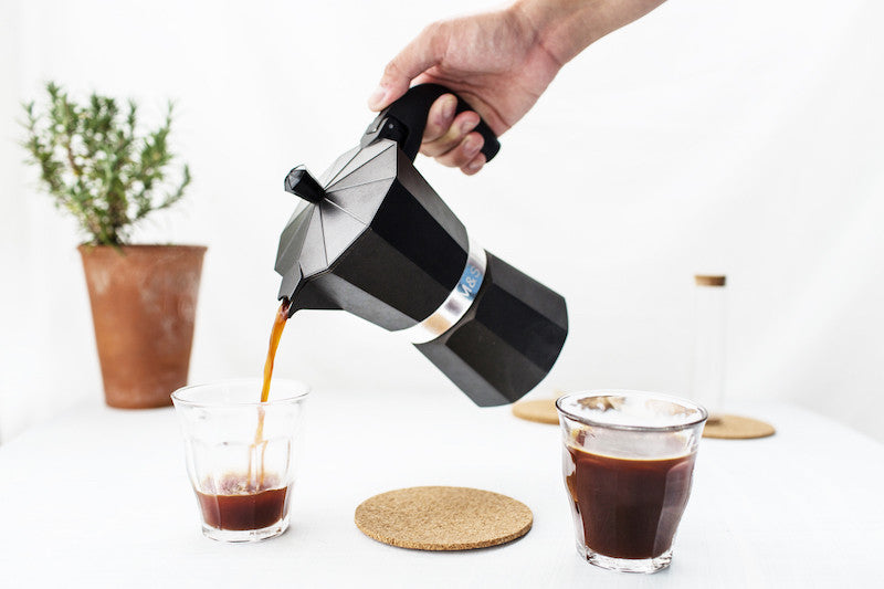 The Perfect Moka Pot
