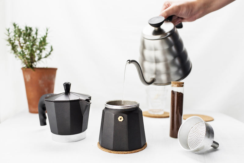 Moka Pot bew guide
