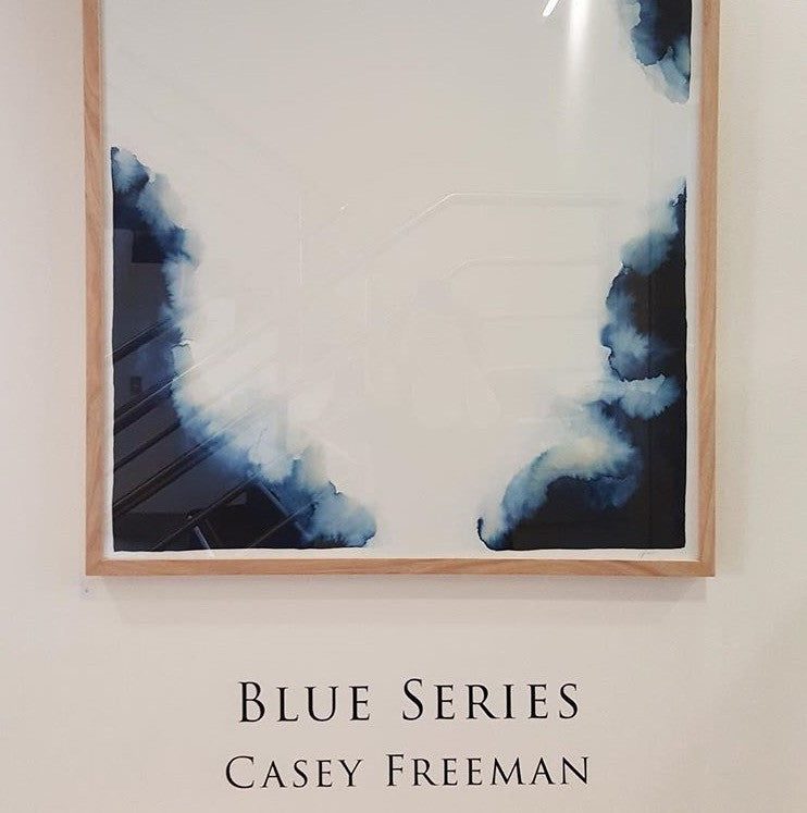 Casey Freeman Ink Art at St Michael's Gallery Melbourne