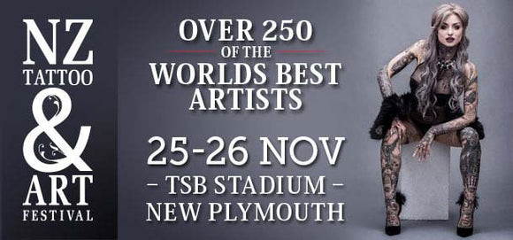 The New Zealand Tattoo Festival