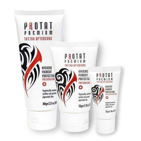 Why Tattoo Station only use Protat Aftercare Cream