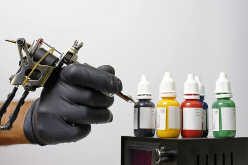 From aftercare cream to tattoo machines, we sell it all!