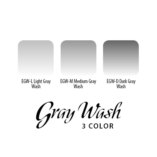 Gray Wash Series