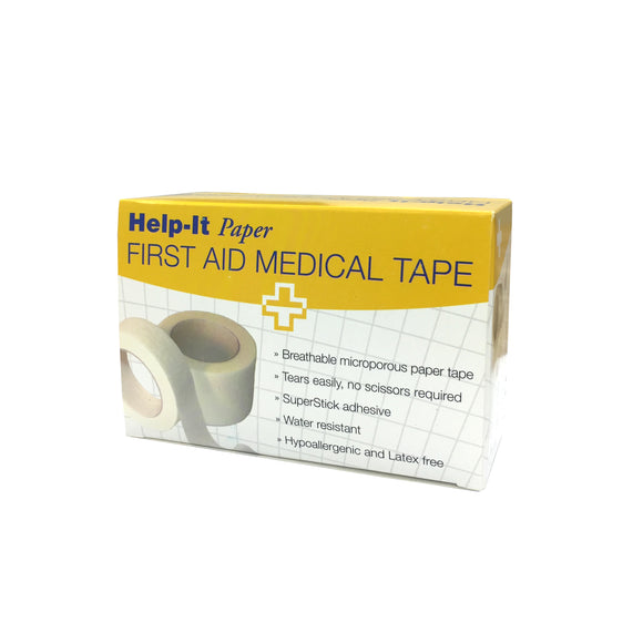 Paper Tape (25mm White)