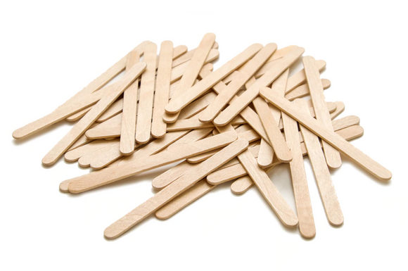 Wooden Sticks (Pack of 1000)