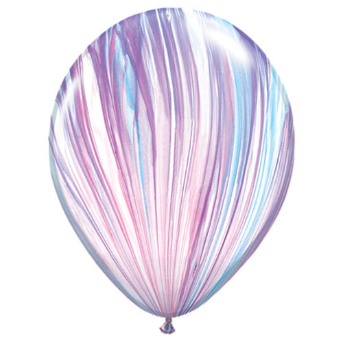 11inch marble balloons pack of 5