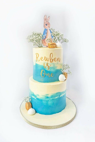 Peter Rabbit Party, Peter Rabbit Cake Topper, Birthday, Cupcake Toppers, Peter Rabbit