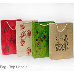 Carry Bag (Small)-Paper Craft-Samaun- The Himalayan Treasure