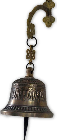 Handcrafted Tibetan hanging Om feng shui vastu door bell-Tibetan Craft-Samaun- The Himalayan Treasure