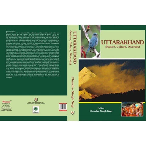 Uttarakhand (Nature,Culture,Diversity)-Winsar publishing-Uttarakhand literature-Samaun- The Himalayan Treasure