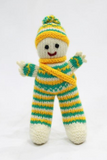 Handcrafted Gudda Doll from Uttarakhand-Handcrafted Soft Toys-Samaun- The Himalayan Treasure