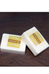 Natutal Handcrafted Soap (100g) - Goatmilk with Oats-Natural handcrafted soaps-Samaun- The Himalayan Treasure