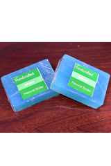 Natural Handcrafted Soap (100g) - Mint-Natural handcrafted soaps-Samaun- The Himalayan Treasure