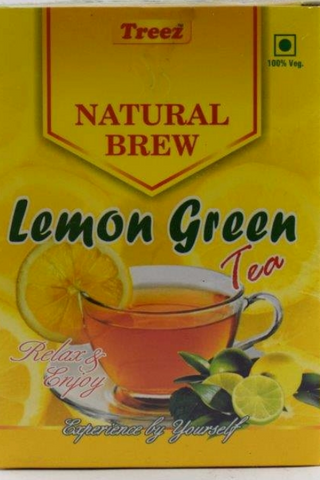 Himalayan Lemon green tea(50g)-Himalayan Herbal Tea-Samaun- The Himalayan Treasure