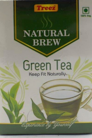 Natural brew himalayan green tea(50g)-Himalayan Herbal Tea-Samaun- The Himalayan Treasure