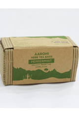 Peppermint Herb Tea bags from Aarohi-Himalayan Herbal Tea-Samaun- The Himalayan Treasure