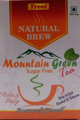 Himalayan Mountain green tea (Sugar free)-Himalayan Herbal Tea-Samaun- The Himalayan Treasure
