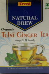 Himalayan Tulsi ginger green tea (50g)-Himalayan Herbal Tea-Samaun- The Himalayan Treasure