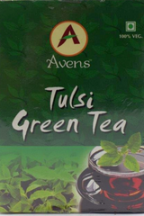 Himalayan Tulsi herbal green tea (50g)-Himalayan Herbal Tea-Samaun- The Himalayan Treasure