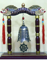 Twin Dragon Chimes-Tibetan Craft-Samaun- The Himalayan Treasure