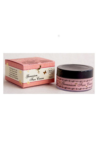 SOS-Geranium Face Cream-Natural Himalayan Cosmetics-Samaun- The Himalayan Treasure