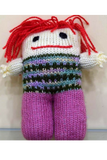 HandCrafted Punk doll from Uttarakhand-Handcrafted Soft Toys-Samaun- The Himalayan Treasure