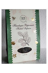 Himalayan Peppermint Herbal Infusion from SOS organics-Himalayan Herbal Tea-Samaun- The Himalayan Treasure